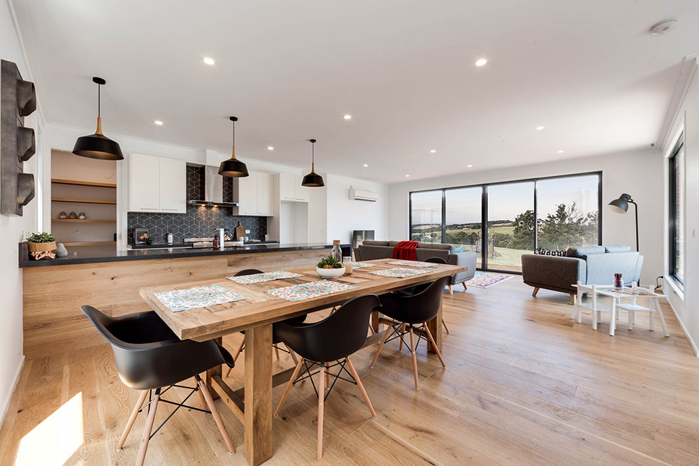 Eco-friendly homes - display home- bayswater