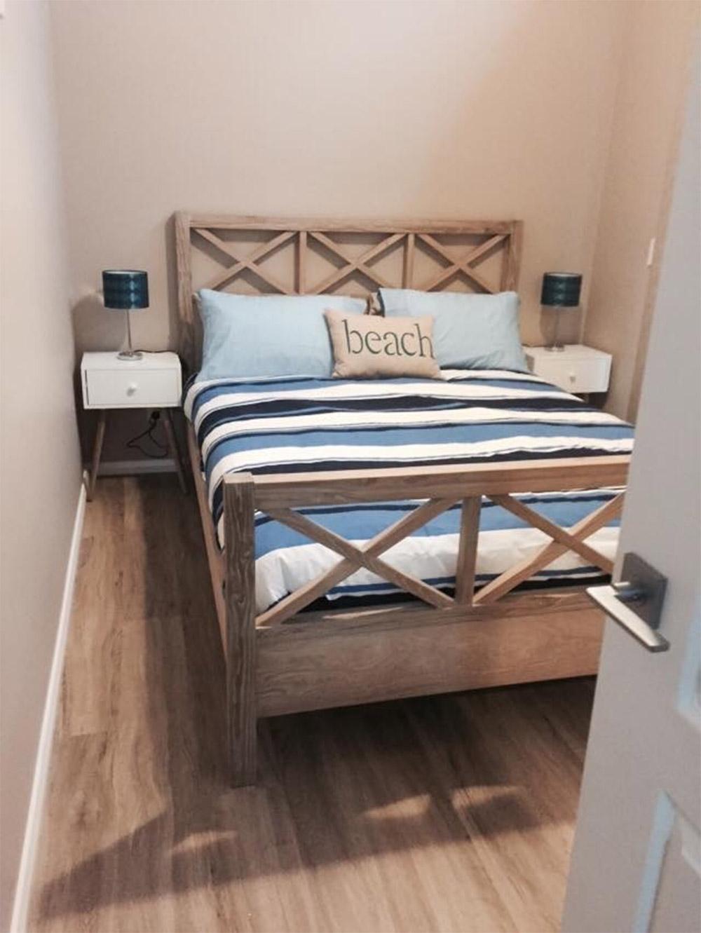 Modular-beach-house-Honeysuckles-bedroom-Anchor-Homes