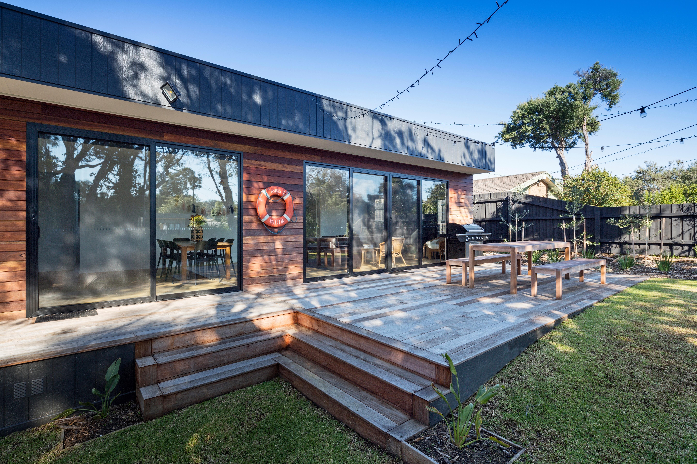 Project focus - rye backyard