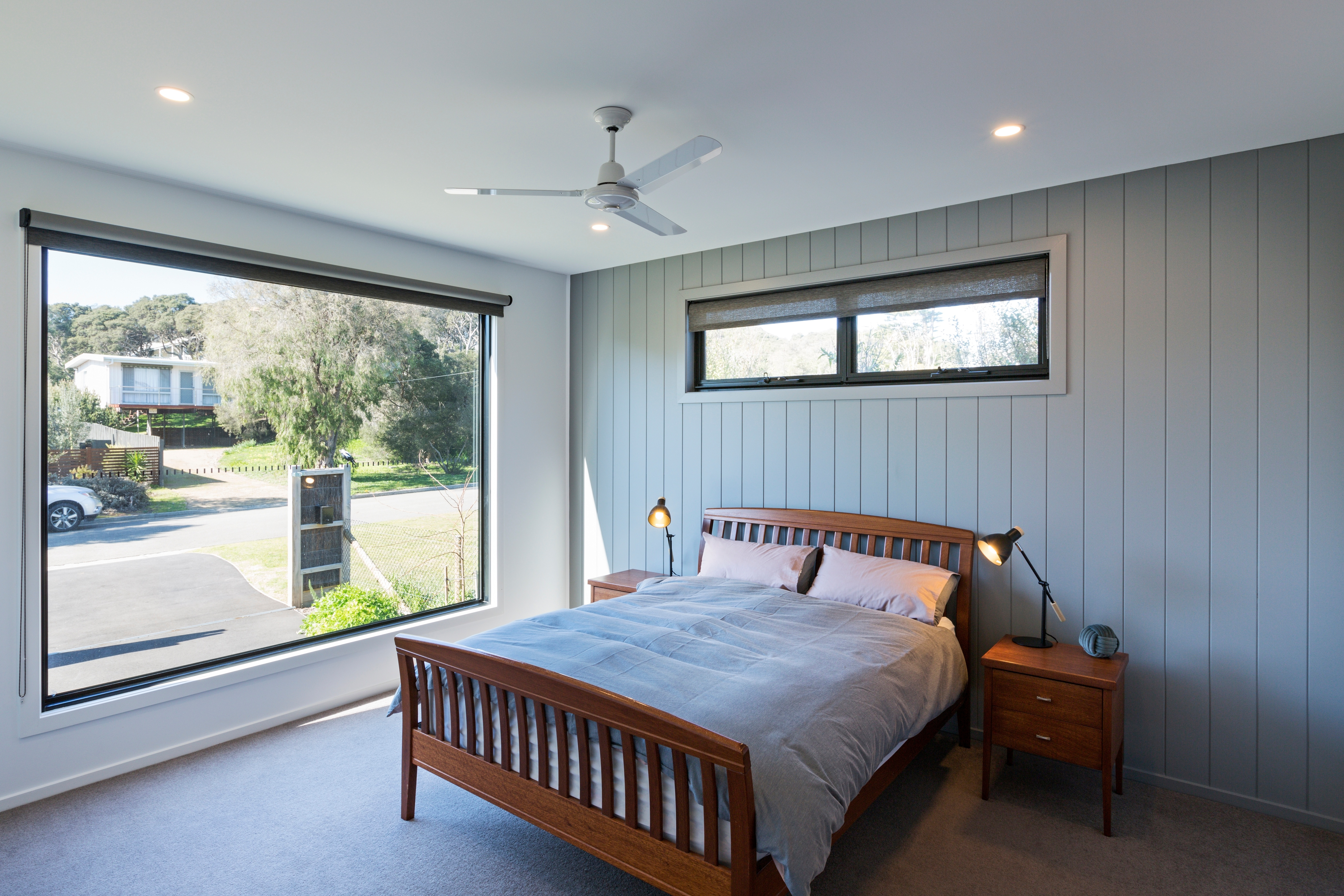 Project focus - rye master bedroom