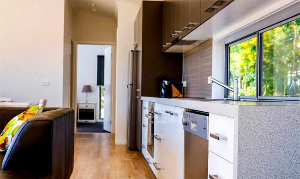 Suburban-Marysville-kitchen-hallway-Anchor-Homes