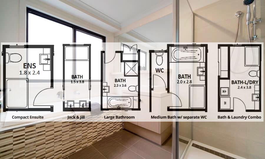 bath-layouts
