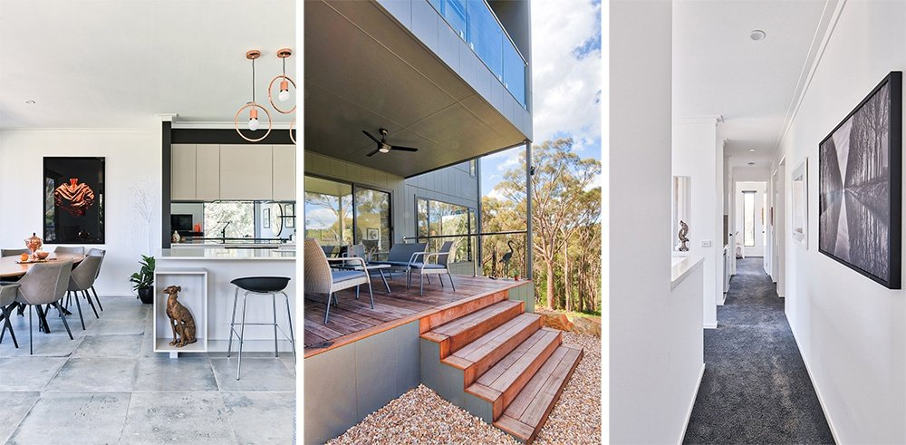 Project-Focus-Barwon-Daylesford-exterior-stairs-hallway-dining