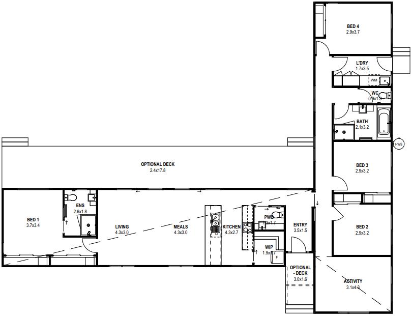 flinders 17 blueprint