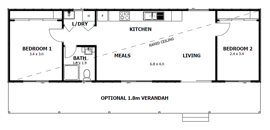 Suburban Floorplan
