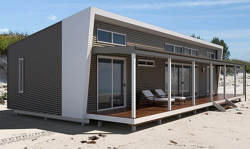 modular home designs. If You Re Looking For A Compact Design That S Packed With Features  Can T Go Past The Suburban Large Windows Are Perfect Taking In Ocean Views 3 Of Best Modular Home Designs Beach Houses