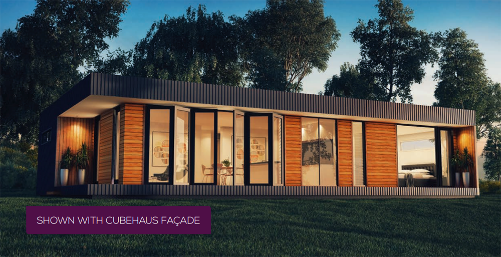 3 bedroom modular home - Tambo design by Anchor Homes