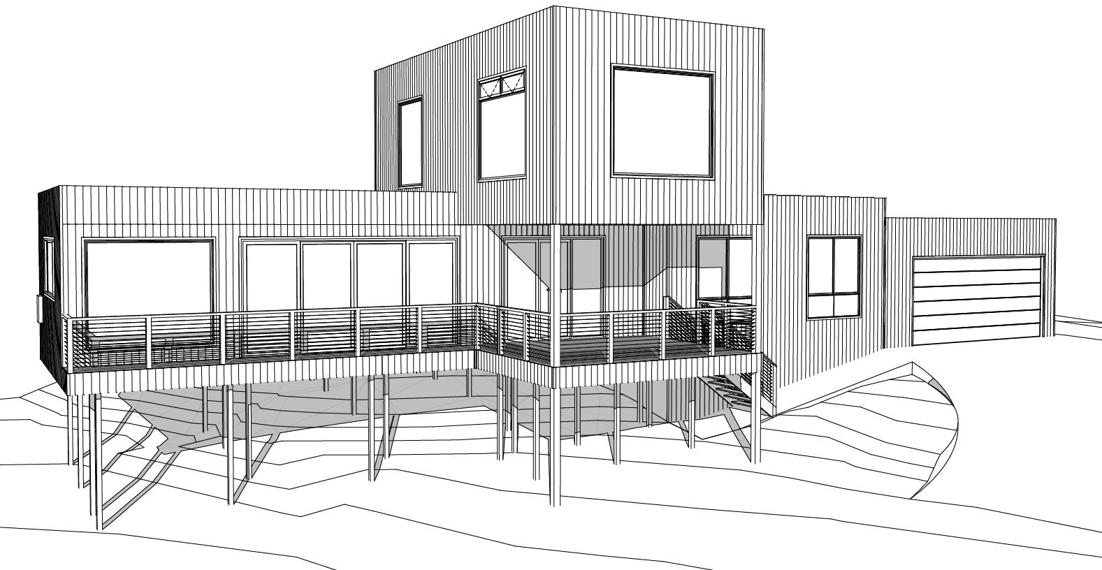 Modular Home Design Options. Custom Design Concept.png