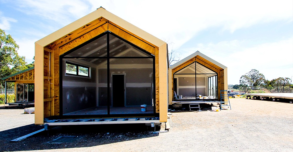 off-grid-modular-home-in-construction--Anchor-Homes-Stratford