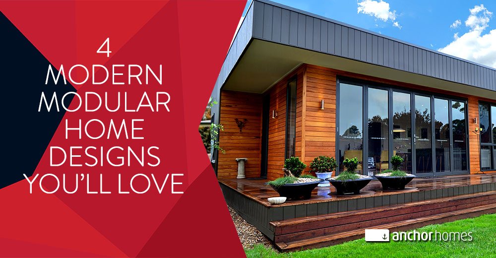 If You Love Modern House Designs, Modular Homes Offer Lots Of Great  Choices. So, To Help You Find The Perfect Design For Your Block And  Lifestyle, ...