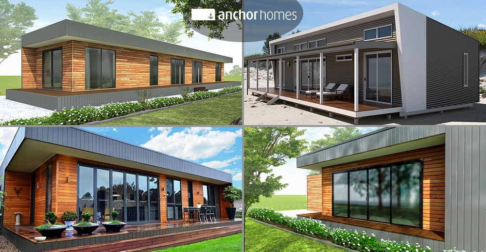 best modular home designs for a block with a view