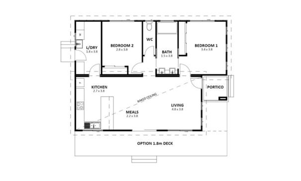 Shoreham_9_Granny_flat_design_floor_plan