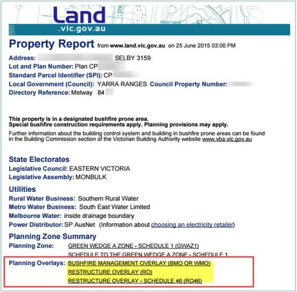 Property-Report